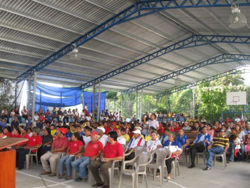 Salvadoran COFOA Leaders Build Civic Engagement Through Mayoral Candidate's Forums In Preparation For March Elections