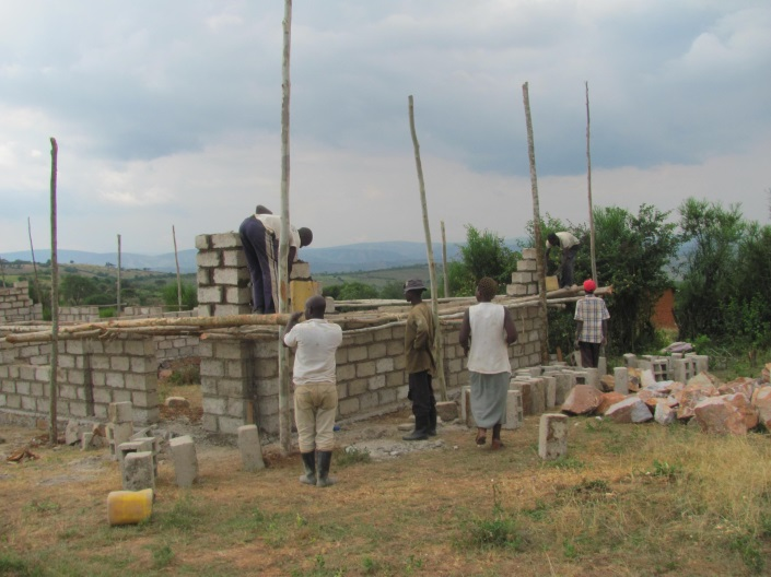 Mitimba Builds A School From The Ground Up In Four Months