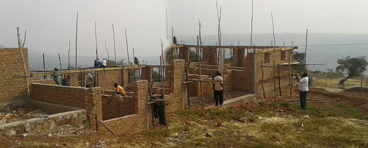 PICO Rwanda Making Rapid Progress In Building A Rusumo Clinic