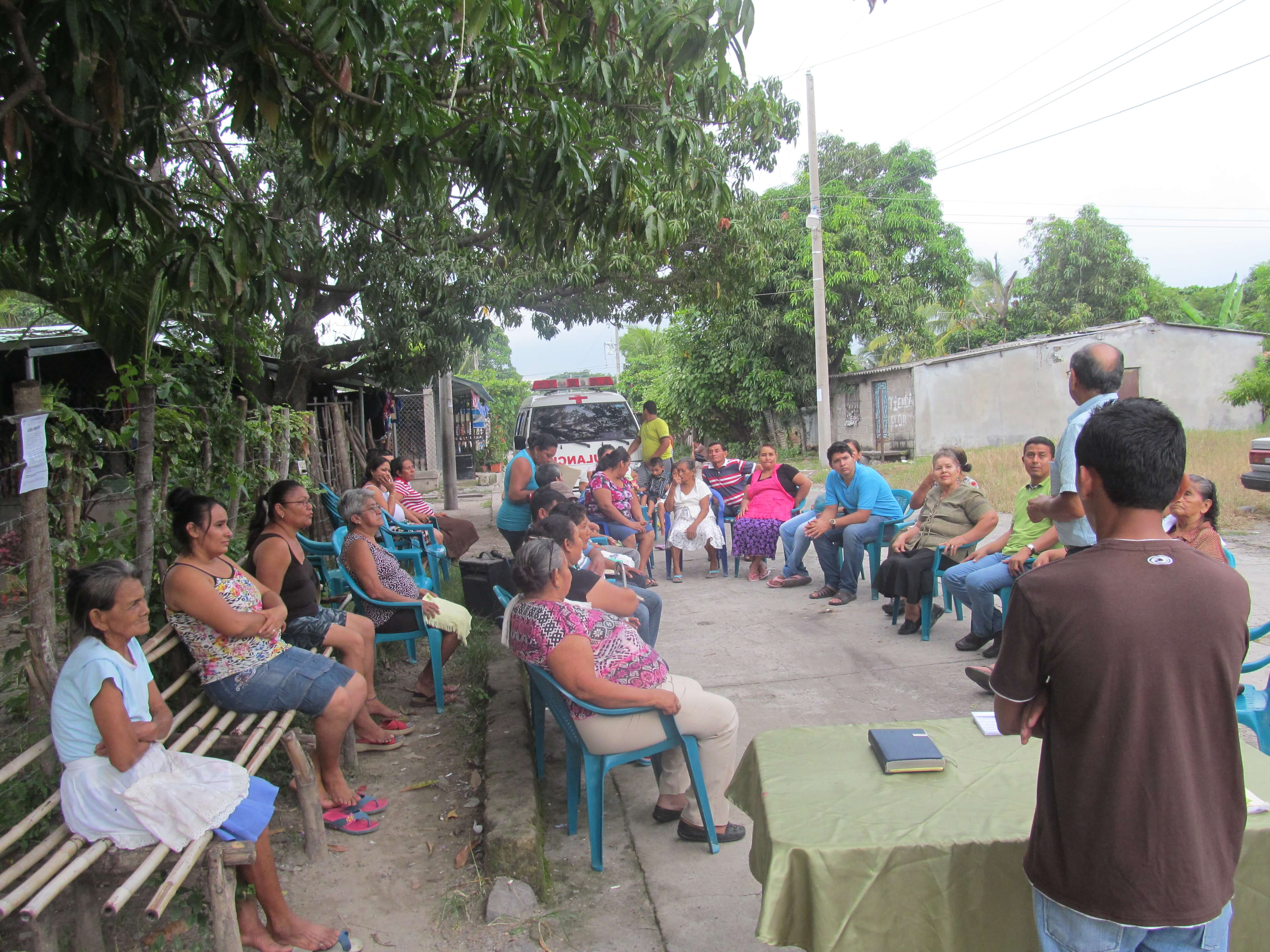 COFOA Leaders Tackle Land Rights