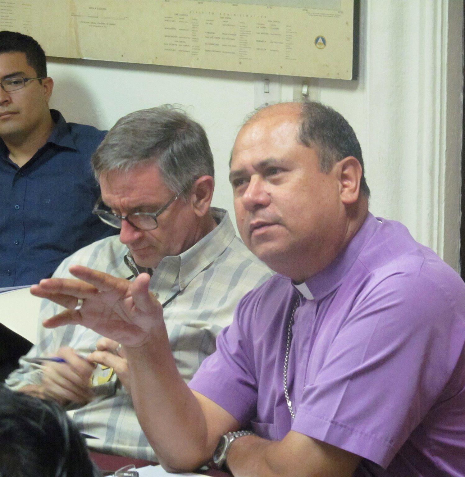 Anglican Diocese Joins PICO Organizing Effort In El Salvador