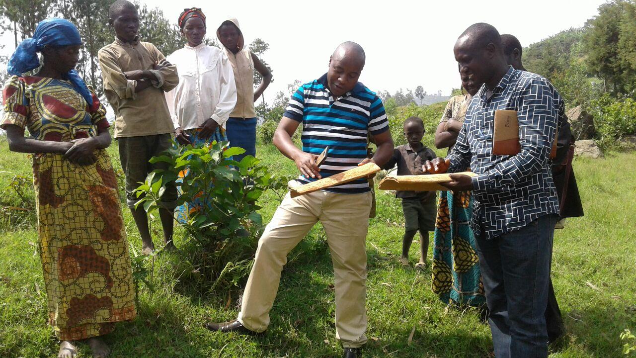 Nyange Leaders Secure Land For Tile-making Business