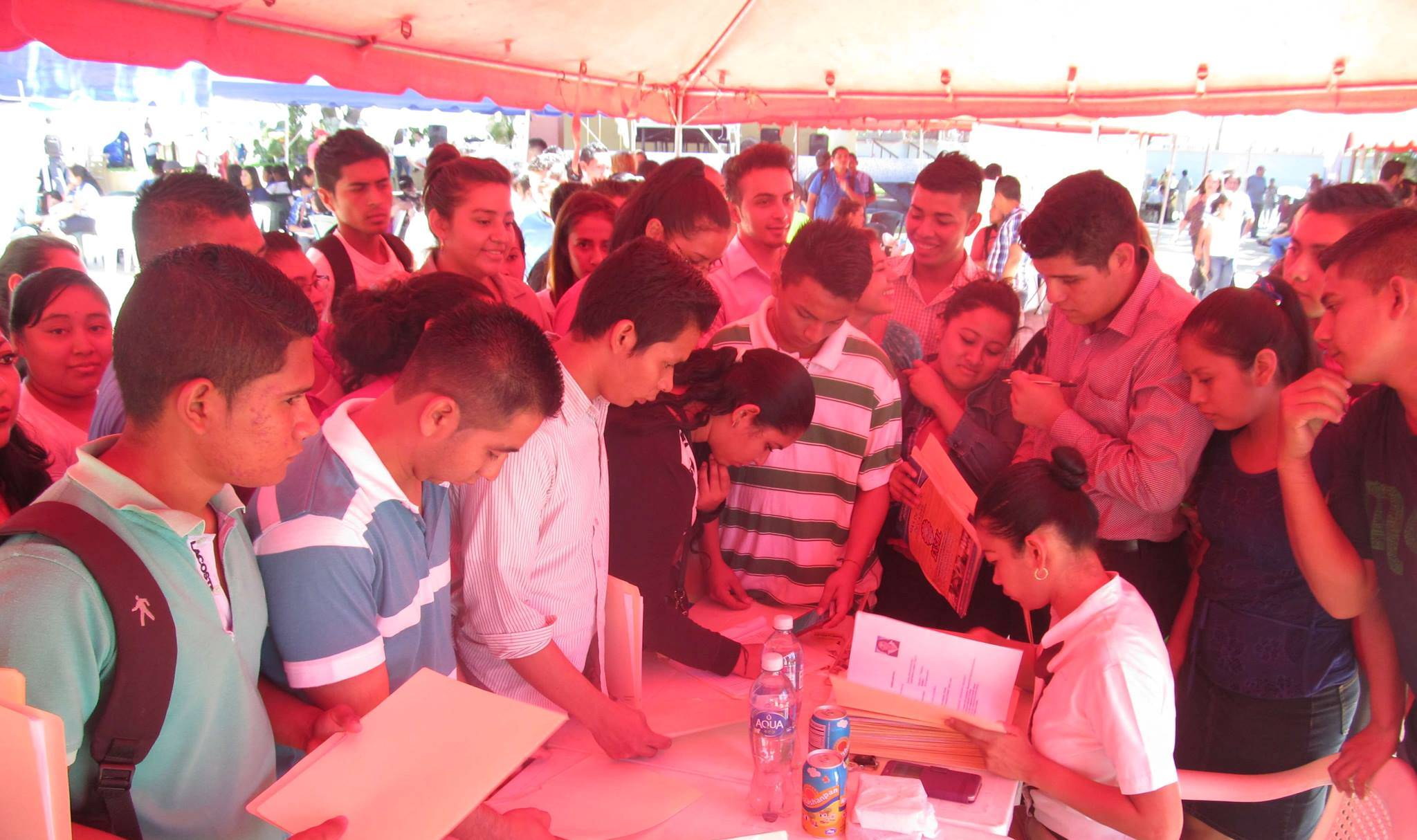 COFOA Leaders Organize Job Fair For 300 Youth