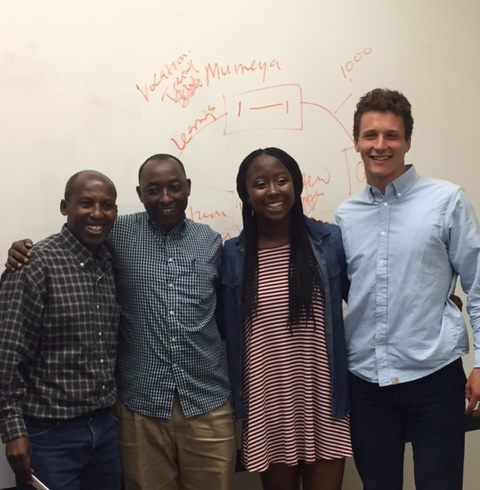 Another Partnership Between PICO Rwanda And Santa Clara University