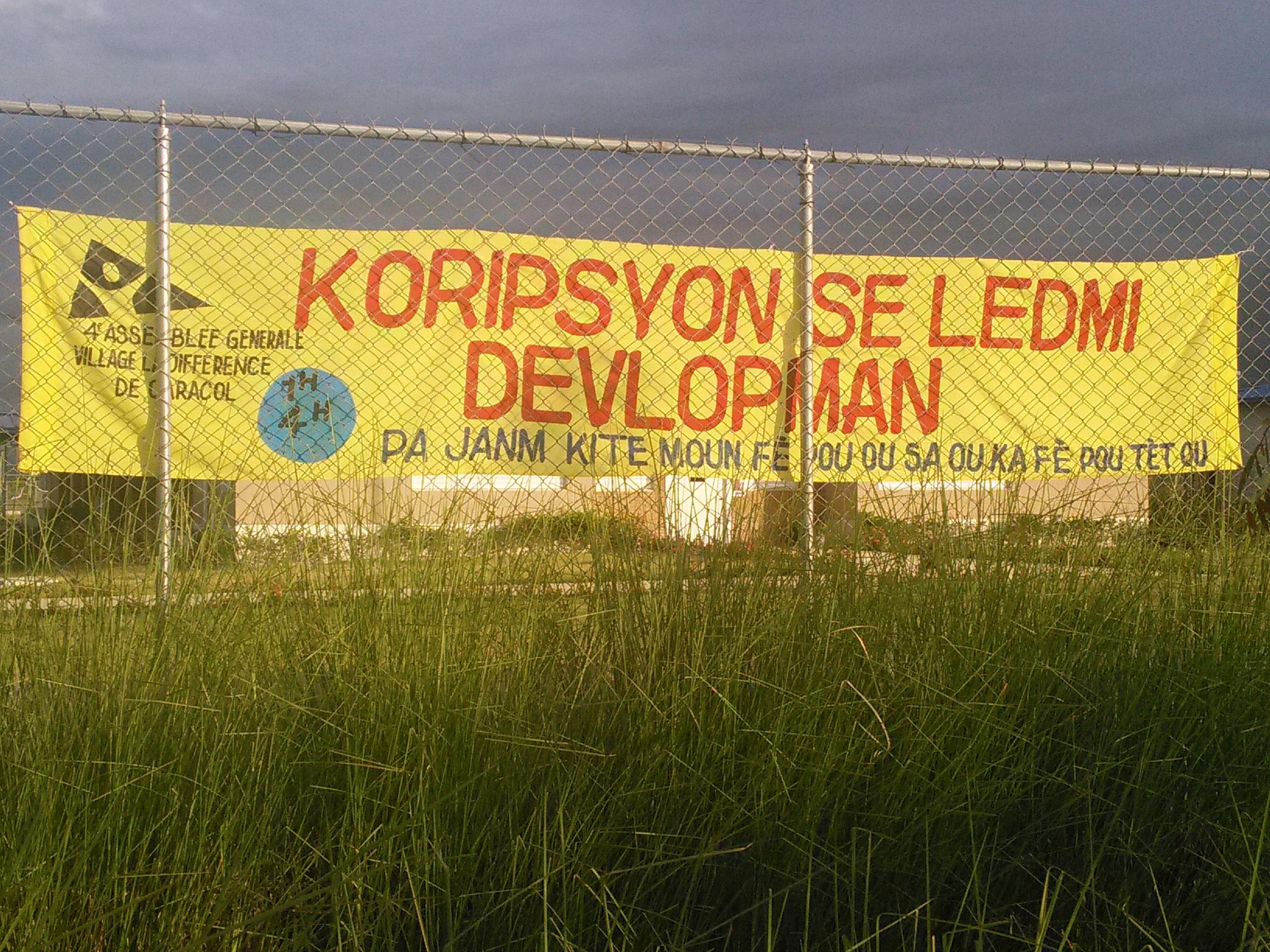 Opodne Assembly Banner