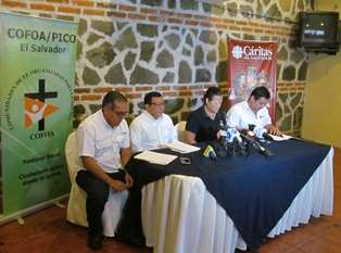"Archbishop Alas Joins ""Cuidemos La Casa De Todos¨"" Coaliton To Press For A National Water Law"