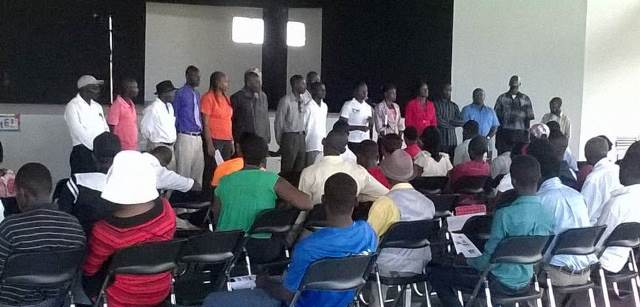 OPODNE General Assembly Elects Leaders To Fight Government Corruption.
