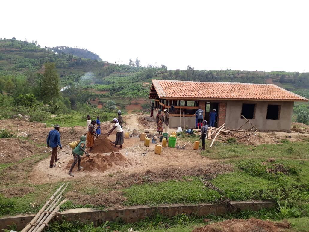Nyange Roofing Tile Shelter