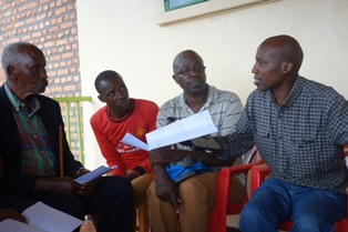 Rusumo Leaders Take Action To Protect Their Community Clinic