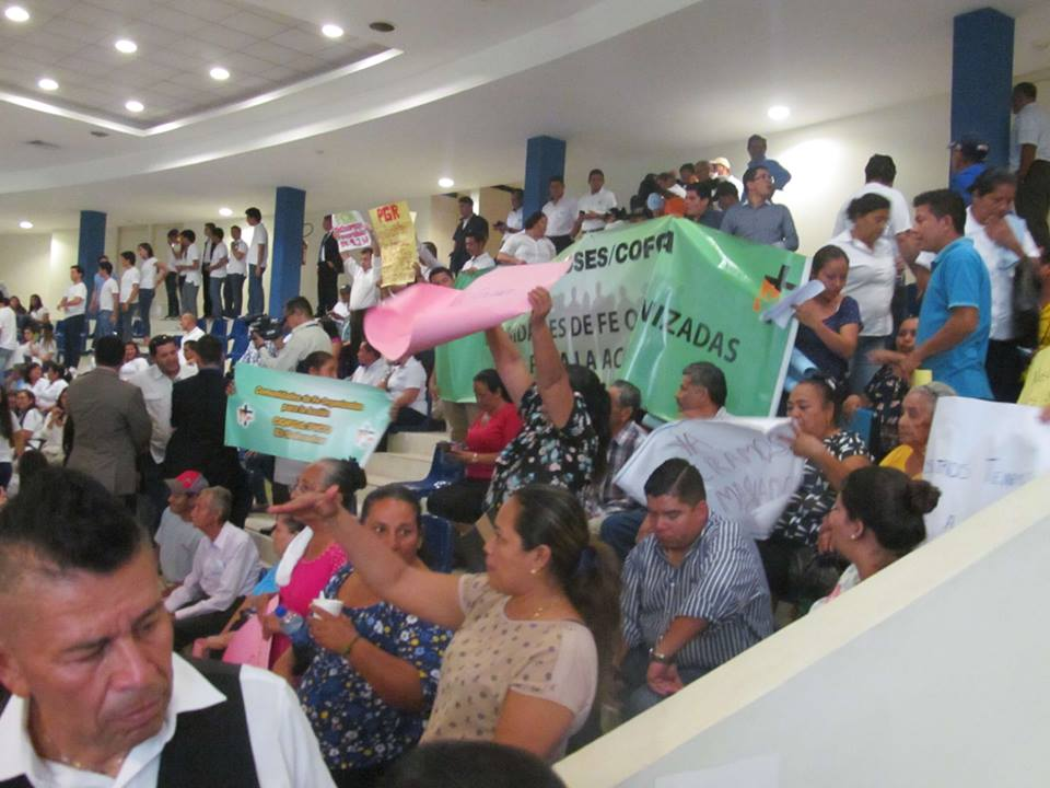 La Galilea Leaders Demonstrate At Legislature To Secureunprecedented Legislation