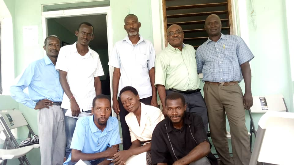 Haiti Clergy Gather For Training