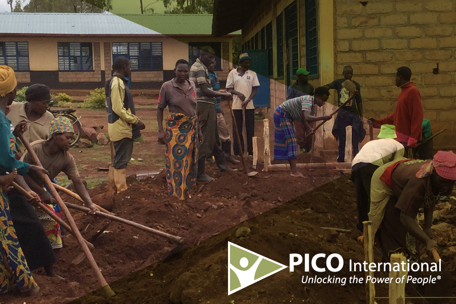 Join Our Campaign! Help PICO Rwanda Leaders Lay The Foundation For A New Future!